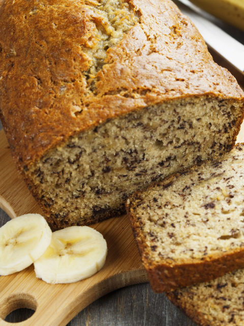Sugar-Free Banana Bread recipe by The Diabetic Pastry Chef™