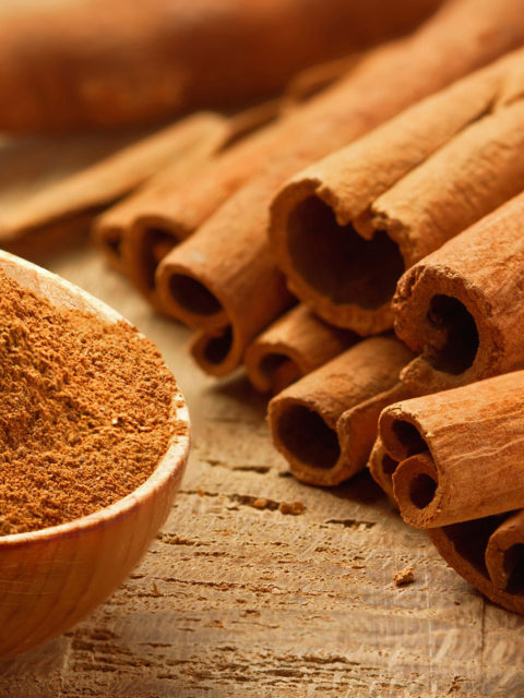 Benefits of Cinnamon by The Diabetic Pastry Chef