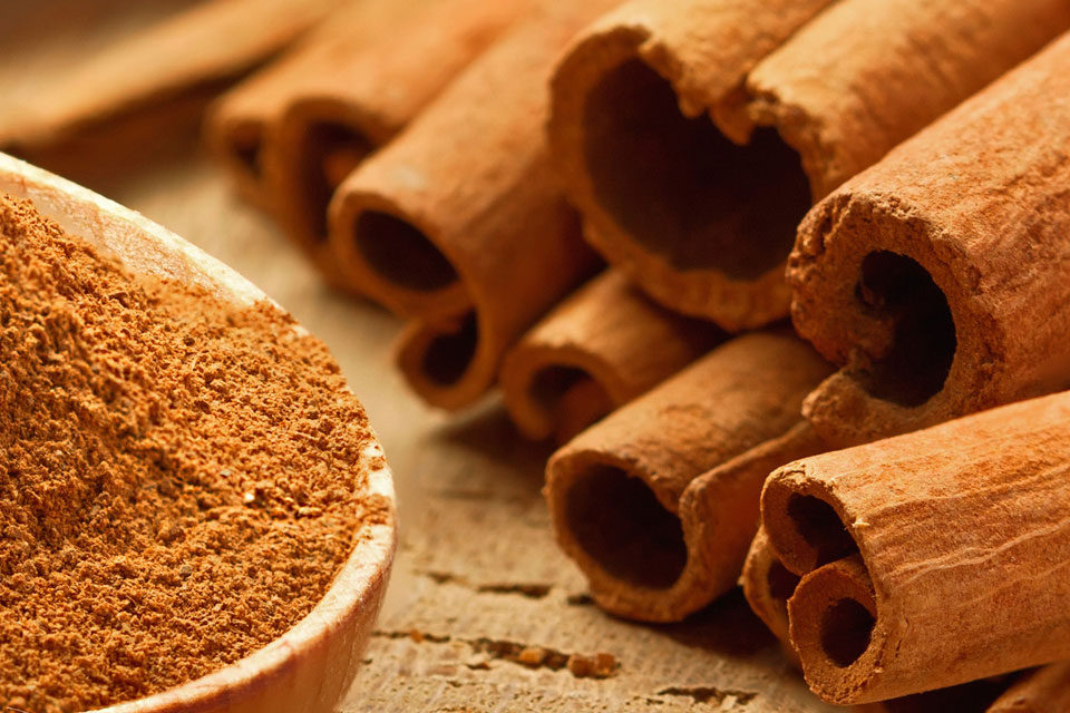 Benefits of Cinnamon by The Diabetic Pastry Chef™