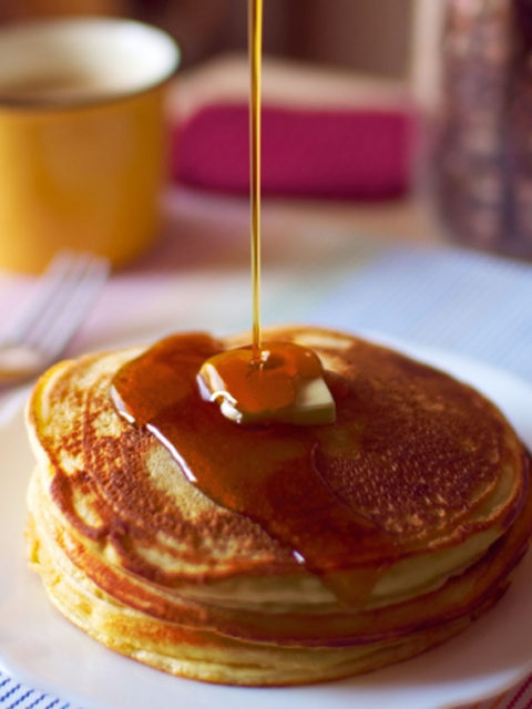 Whole Wheat Pancakes Recipe by The Diabetic Pastry Chef