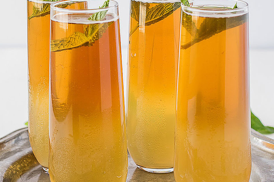 Sugar Free Drink Recipes by The Diabetic Pastry Chef