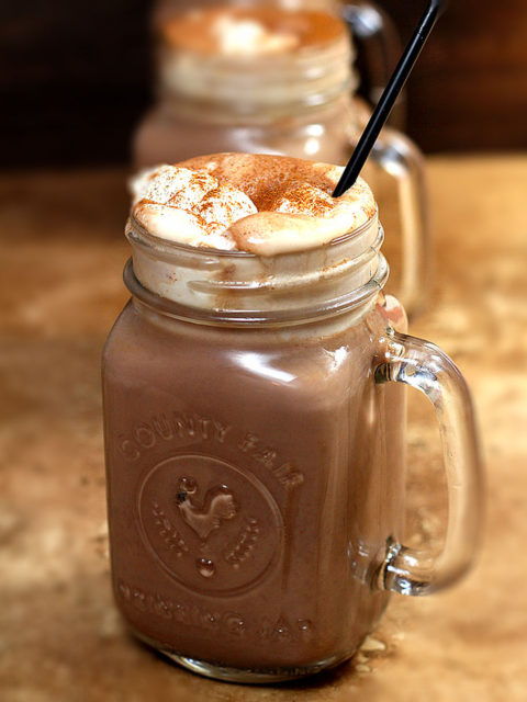 Sugar Free Mexican Hot Chocolate Recipe by The Diabetic Pastry Chef