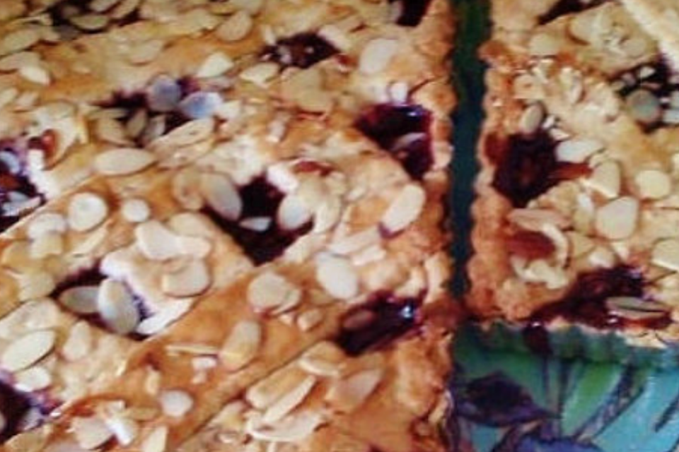 Sugar Free Linzer Torte by The Diabetic Pastry Chef™