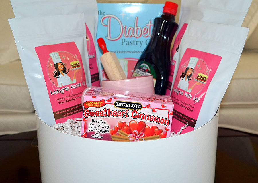 Diabetic Gift Basket by The Diabetic Pastry Chef