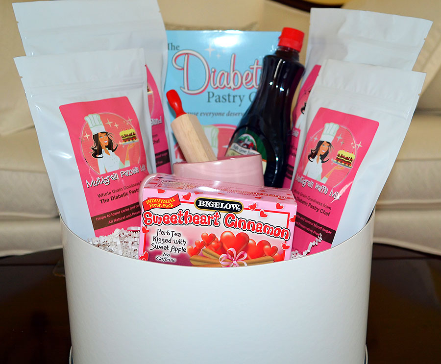 Diabetic Baking Mixes & Gift Box