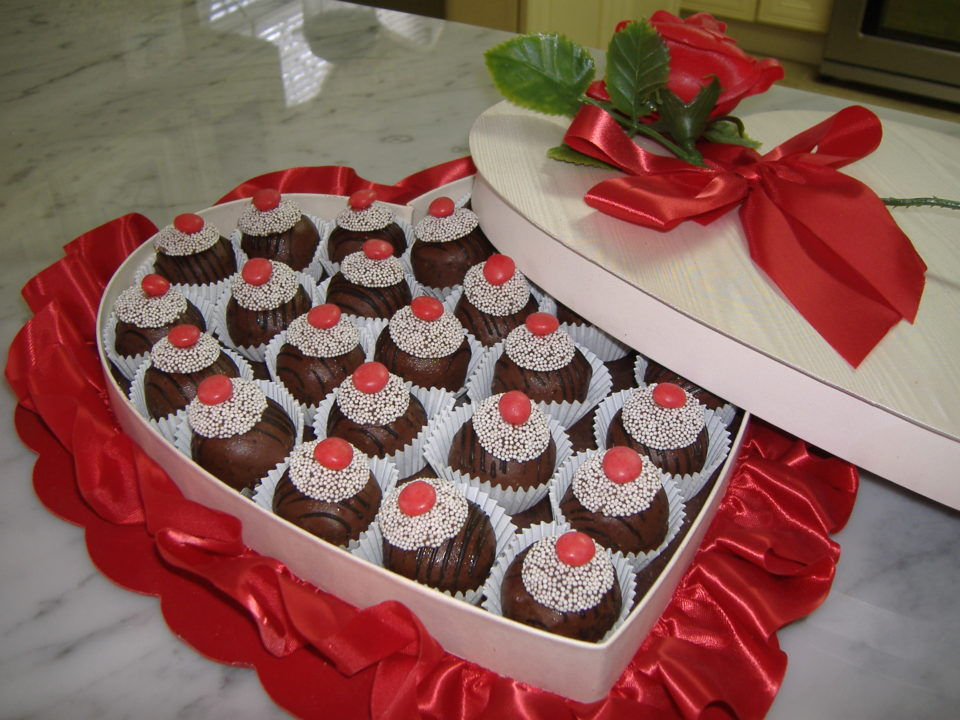 Sugar Free Cake Truffles by The Diabetic Pastry Chef™