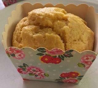 Lower Carb Corn Muffin