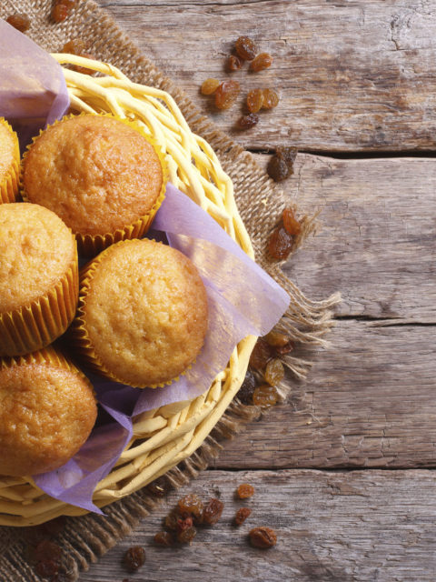 Sugar-Free Corn Muffins Recipe by The Diabetic Pastry Chef™