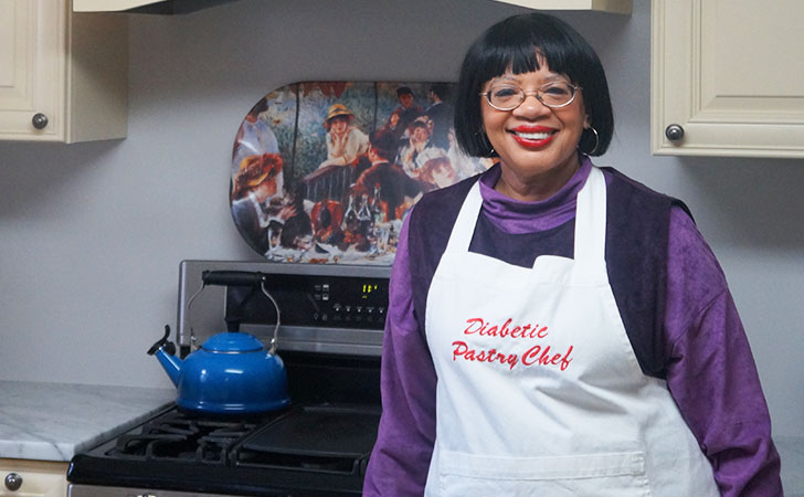 Stacey Harris, Diabetes Expert and Author of The Diabetic Pastry Chef cookbook