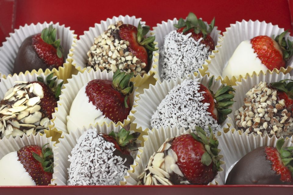 Sugar Free Chocolate Covered Strawberries | The Diabetic Pastry Chef
