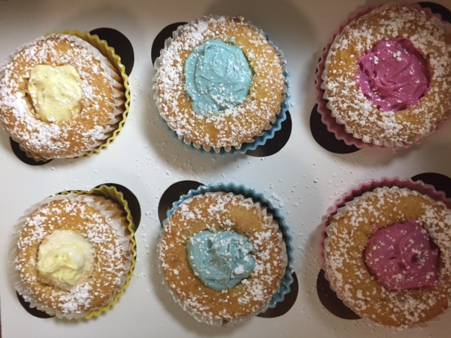 Sugar Free Vanilla Cupcakes | Sugar Free Birthday Cupcakes by The Diabetic Pastry Chef™
