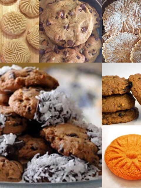 The Diabetic Pastry Chef - cookies