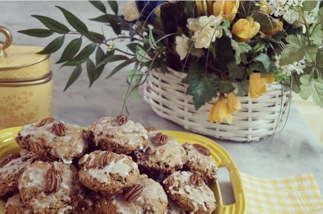 Sugar Free Oatmeal Cookies Recipe by The Diabetic Pastry Chef