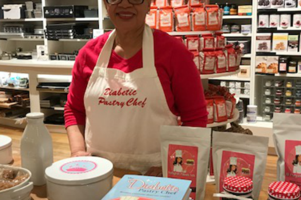 Williams Sonoma Artisans Market Event Aug. 5th - The Diabetic Pastry Chef