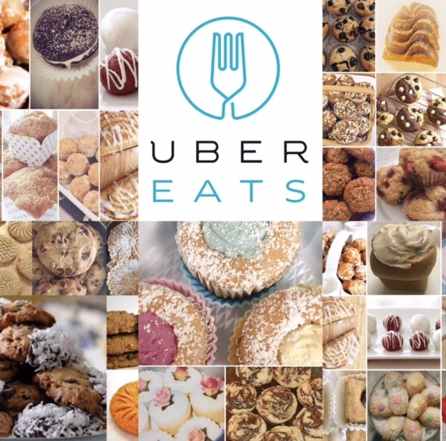 UberEATS Pittsburgh Food Delivery - The Diabetic Pastry Chef